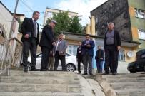 GENÇ OSMAN - Başkan Pekmezci Mahalle Gezilerine Devam Ediyor