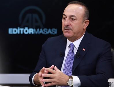 Dışişleri Bakanı Çavuşoğlu: Siyasi başarı olarak tarihe geçmiştir