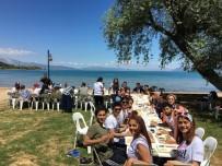 Eğirdir'de 'Göl Yoksa Isparta Da Yok' Etkinliği