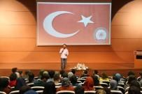 Emniyet'ten NEVÜ Öğrencilerine 'Gençlik Ve Güvenli Gelecek' Konulu Konferans
