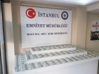 İstanbul'da Sahte Para Operasyonu Açıklaması 1 Milyon 330 Bin Dolar Ele Geçirildi