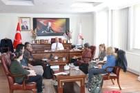 Kars'ta AKAKP Proje Performans Değerlendirme Toplantısı Yapıldı