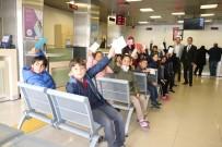 Minik Öğrenciler PTT'nin Kuruluşunu Mektup Göndererek Kutladı
