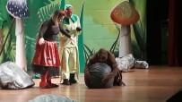 ŞEHIR TIYATROLARı - Şehir Tiyatroları Perdelerini Açtı