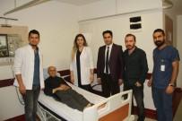 Şemdinli'de İlk Defa Gözyaşı Kanal Tıkanıklığı Ameliyatı Yapıldı