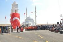 Şırnak'ta Şehitler İçin Yapılan Anıt Açıldı