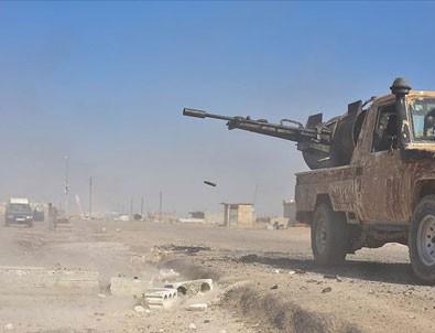 Terör örgütü YPG/PKK Azez'e saldırdı: SMO'dan 4 şehit, 7 yaralı