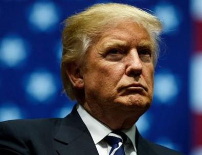 Trump bir skandala imza attı