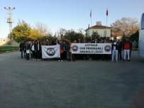 29 Ekim İçin Belediye Başkanı Öğrenci Ve Öğretmenlere Anıtkabir Gezisi Düzenledi
