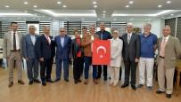 Başkan Uysal, Şehit Aileleriyle Buluştu