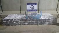 Bitlis'te 20 Bin 500 Paket Kaçak Sigara Ele Geçirildi