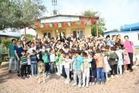 Çetin'den 'Her Okula Bir Köpek' Kampanyası