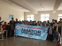 Çıldır'da Amatör Spor Haftası Etkinlikleri