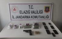 Elazığ Merkezli 2 İlde Uyuşturucu Operasyonu Açıklaması 6 Tutuklama