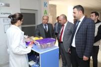 ALO GIDA - Isparta'da Gıda Üretim Ve Satışı Yapan İşletmelerle Okul Kantini Denetimi