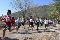 Isparta'da Yüzlerce Sporcu Atletizm Yarışmasında Ter Döktü