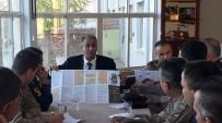 Keban'da Kaçak Avlanma Bilgilendirme Toplantısı