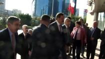 VELİ AĞBABA - Kılıçdaroğlu, Türkiye-AB Karma İstişare Komitesi Temsilcilerini Kabul Etti