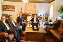 KÜBA - Küba Büyükelçisi Nunez, Belediye Başkanı Arı'yı Ziyaret Etti