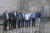 LTSO Yeni Hizmet Binası İnşaat Çalışmaları