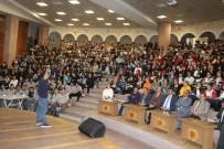 Nevşehir'de 'Geleceğim Mesleğim' Konferansı Düzenlendi
