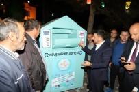 Nevşehir'de Kullanılmayan Kıyafetler Kumbaraya Atılıyor