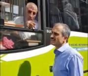 (Özel) Belediye Başkanından, Duraktaki Yolcuyu Almayan Sürücüye Tepki
