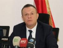 PROFESYONEL FUTBOL DISIPLIN KURULU - PFDK'dan Ali Çetin'e 21 gün hak mahrumiyeti cezası