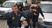 Samsun'da DEAŞ'tan 3 Kardeş Adliyeye Sevk Edildi
