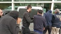 Samsun'da DEAŞ'tan 3 Kardeşe Adli Kontrol