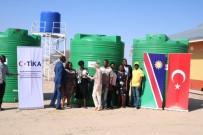 BAŞBAKANLIK OFİSİ - TİKA'dan Kuraklıkla Mücadele Eden Namibya'ya Destek