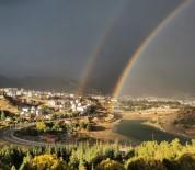 Tunceli'de Gökkuşağı Şöleni