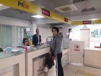 Tunceli'de PTT'den 179'Uncu Müşteriye Hediye