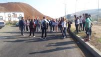 Tuzluca'da Okullar Arası Koşu Düzenlendi