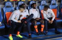 UEFA Avrupa Ligi Açıklaması Medipol Başakşehir Açıklaması 0 - Wolfsberger Açıklaması 0 (İlk Yarı)