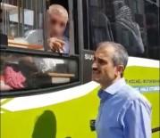 Yolcuyu Almayan Dolmuş Şoförüne Tepki Gösteren Belediye Başkanı Konuştu