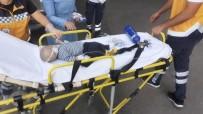 3 Aylık Bebek Annesinden Kucağından Düştü, Hastanede Ölüm Kalım Mücadelesi Veriyor