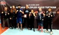 5 Sporcu İle Katıldıkları Şampiyonada 5 Madalya Kazandılar