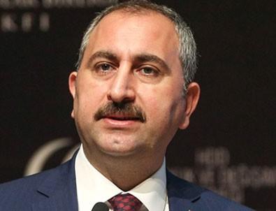 Adalet Bakanı Abdülhamit Gül: 'ABD'ye girdiği an iade edilsin'