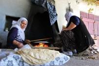 ORGANİK MEYVE - Aileler, Kışlık Erzaklarını Hazırladı