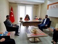 AK Parti Mardin Teşkilatı STK Buluşmalarına Devam Ediyor