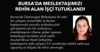 Avukatı Falçata İle Rehin Alan Zanlı Tutuklandı