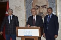 Bakan Turhan Açıklaması 'Burdur'daki Yolcu Sayısı Artarsa Burdur Garı'ndan Da Tren Kaldırılacak'