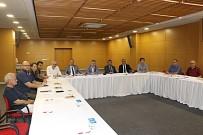 MİMARLAR ODASI - Balbey Projesi Meslek Odaları Ve Kent Konseyi İle Paylaşıldı