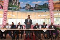 Başkan Asya, Mahalle Muhtarlarıyla Bir Araya Geldi