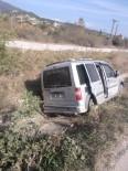 Boyabat'ta Trafik Kazası Açıklaması 1 Yaralı