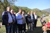 Cide'de Bölge Halkı, 2009 Yılından Beri Loç Vadisine Yapılacak HES'e Karşı Direniyor