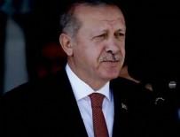 ÇAMLICA CAMİİ - Cumhurbaşkanı Erdoğan cemaate seslendi: Küffara karşı şiddetli olacağız