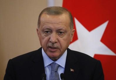 Cumhurbaşkanı Erdoğan'dan Le Point Dergisi hakkında suç duyurusunda bulundu