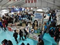Elazığ'da 'Kitap Fuarı' Yoğun Katılımla Açıldı